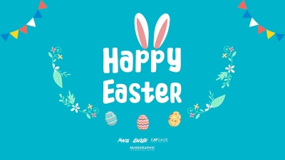 Happy Blessed Easter!